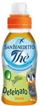The San Benedetto Pesca Deteinato cl 25 Pet
