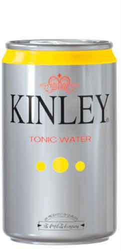 Kinley tonica minican cl 15 lattina