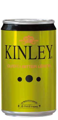 Kinley bitter lemon minican cl15 lattina