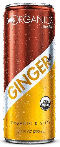 Red Bull Organics Ginger Ale cl 25 BIO