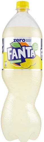 Fanta lemon zero lt 1