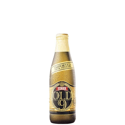 Birra Ceres Gold 9 cl 33 Vap
