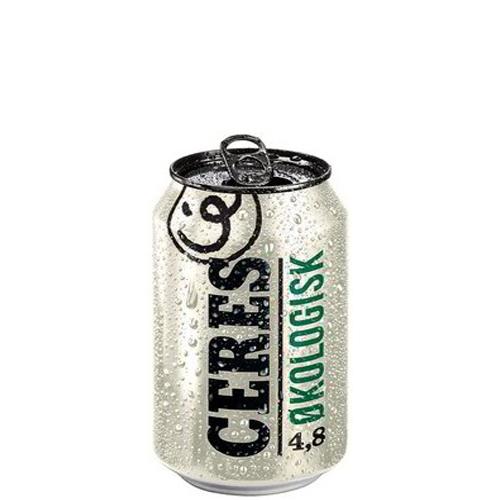 Birra Ceres Okologisk Bio Pilsner cl 33 lattina