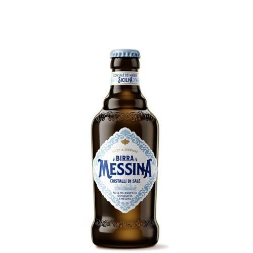 Birra Messina cristalli di sale cl 33