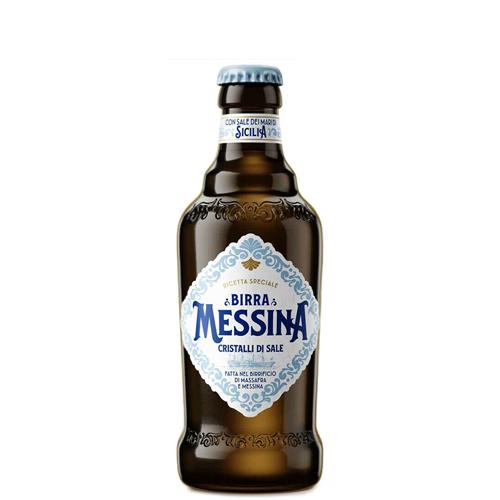 Birra Messina cristalli di sale cl 50