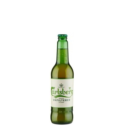 Birra Carlsberg Unfiltered cl 50