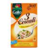 Riso Gallo 3 Cereali gr 800