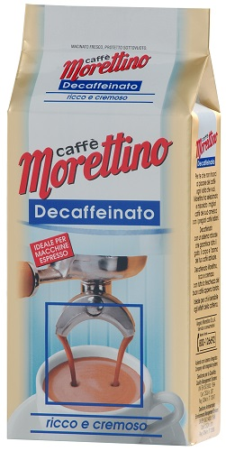 Caffe' Morettino Bar Decaffeinato g 250