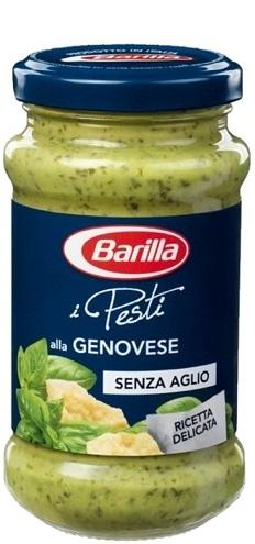 Pesto Barilla senza aglio g 190