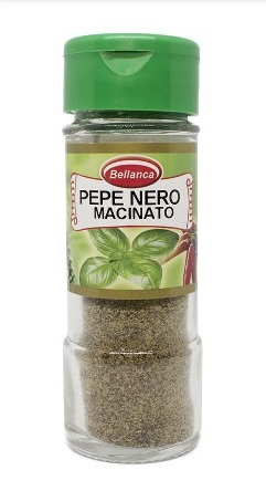 Aromi Bellanca Pepe nero macinato g 25