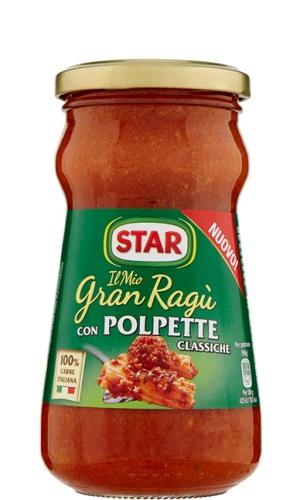 Ragu' Star polpette g 360