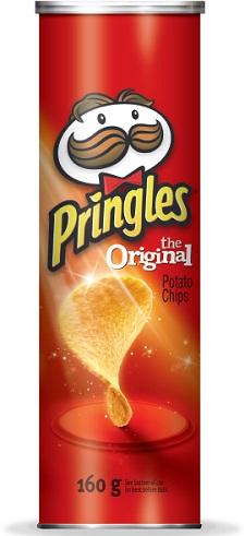 Pringles classiche g 165
