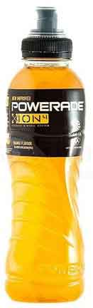 Powerade Orange cl 50 Push