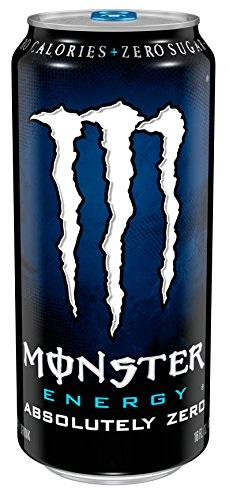Monster Energy absolutely Zero cl 50