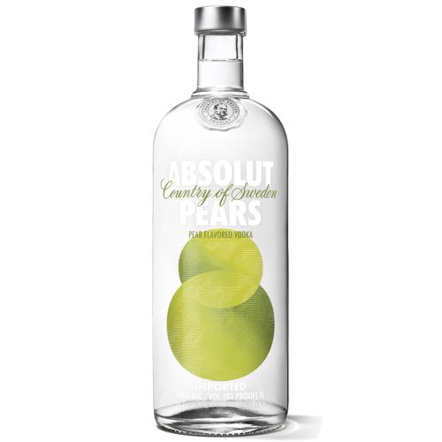 Vodka Absolut Pears lt 1