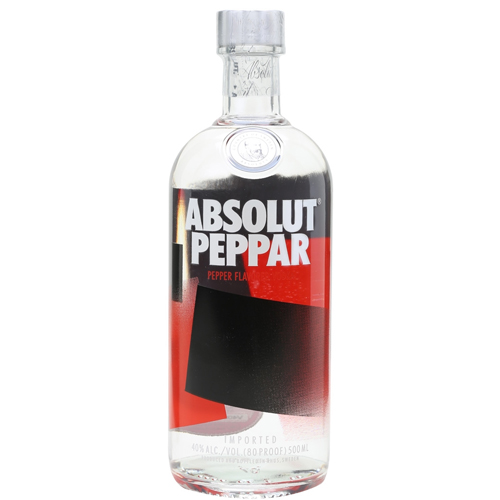 Vodka Absolut Peppar lt 1