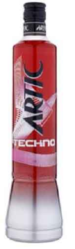 Artic Techno Rossa Fragola cl 70