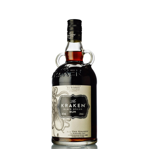 Rum The Kraken Black Spiced cl 70