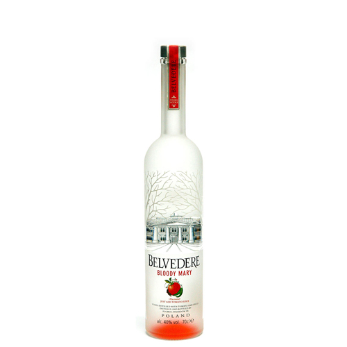 Vodka Belvedere Bloodymary cl 70