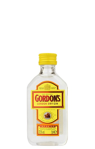 Gin Gordon's cl 5 mignon