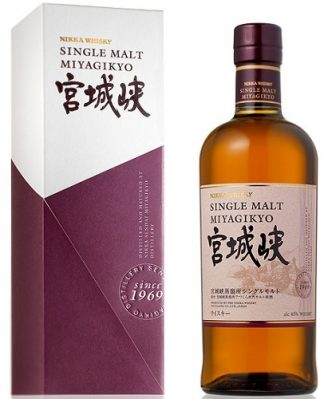 Whisky Nikka Miyagikyo Single Malt Since 1969 cl 70 Astucciato