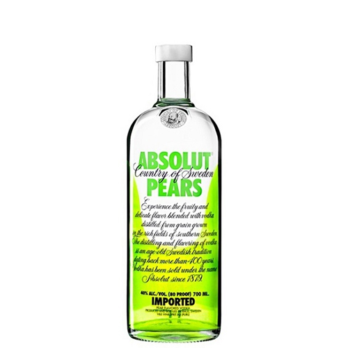 Vodka Absolut Pears cl 70