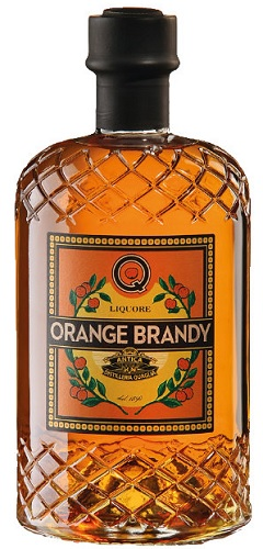 Liquore Quaglia Orange Brandy cl 70