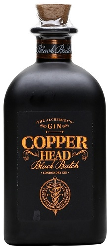 Gin Copperhead Black Batch cl 50