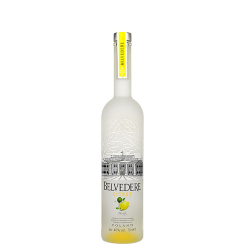 Vodka Belvedere Citrus cl 70