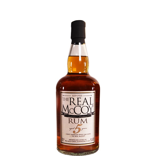 Rum The Real Mccoy 5 anni cl 70