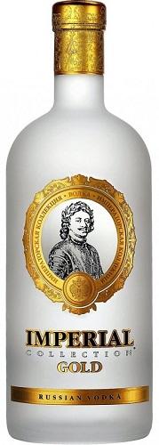 Vodka Imperial Gold lt 1