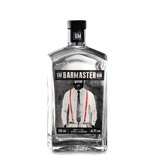 Gin The Barmaster cl 70