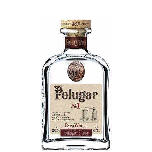 Vodka Polugar N1 Rye & Wheat cl 70