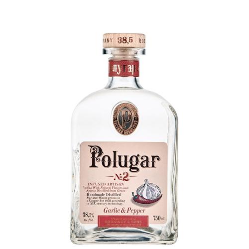 Vodka Polugar N2 Garlic & Pepper cl 70