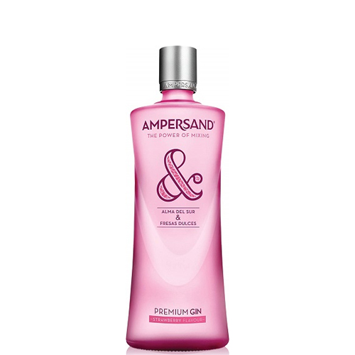 Gin Ampersand strawberry cl 70