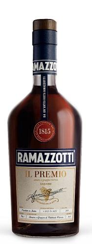 Liquore Ramazzotti Amaro e grappa Il Premio cl 70