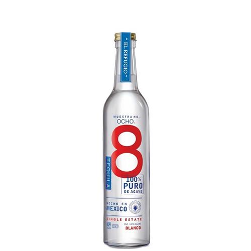 Tequila Ocho Blanco cl 50