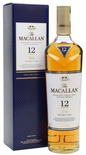 Whisky The Macallan Double Cask 12 anni Cl 70 Astucciato