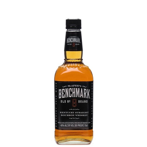 Whiskey Benchmark Mcafee's 8 Bourbon cl 70