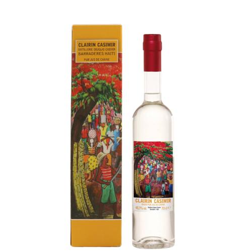 Rum Clairin Casimir Bianco cl 70 Astucciato