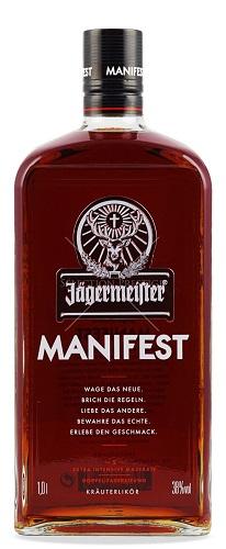 Amaro Jagermeister Manifest lt 1