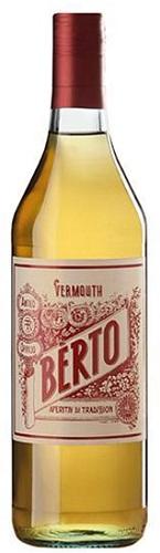 Vermouth Berto lt 1 bianco Aperitiv dla Tradission