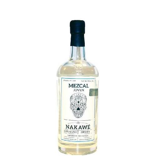 Mezcal Nakawe Espadin cl 70 100% agave