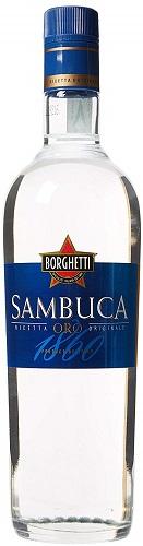 Sambuca Borghetti Oro lt 1