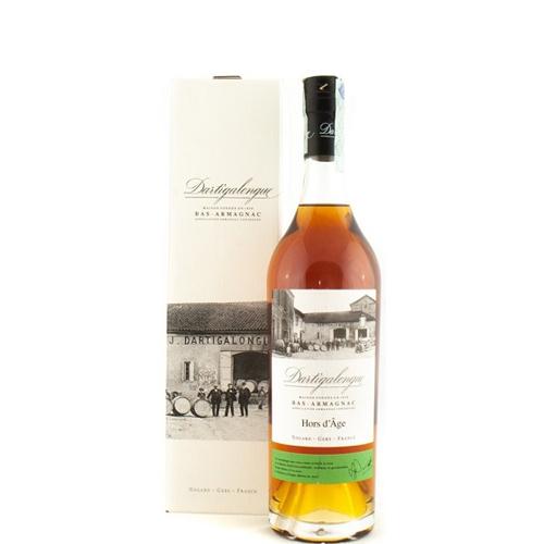 Cognac Dartigalongue Bas Armagnac cl 70 Hors d'Age Astucciato