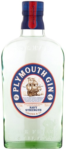 Gin Plymouth Navy Strenght cl 70
