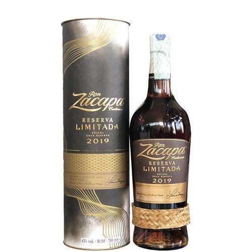 Rum Zacapa riserva limitada 2019 cl 70 Astucciato