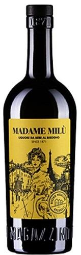 Liquore Madame Milu' cl 70 Vecchio Magazzino Doganale