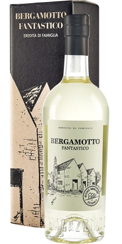 Liquore Bergamotto Fantastico cl 70 Astucciato Vecchio Magazzino Doganale