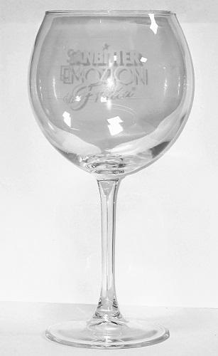 Bicchiere Calice Balloon Sanbitter Emozioni